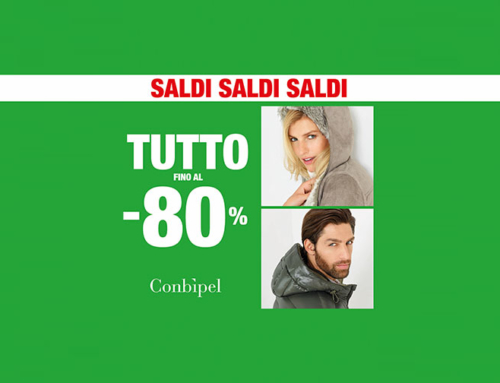 Conbipel – Saldi fino all' 80%
