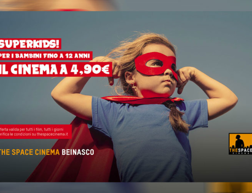 The Space Cinema – SUPERKIDS