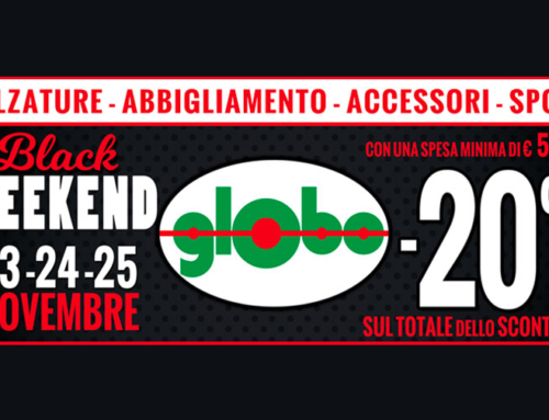 Da Globo… Speciale Black Weekend!