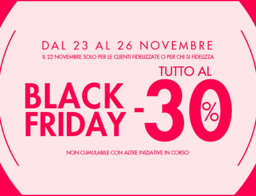 Fiorella Rubino – Black Friday