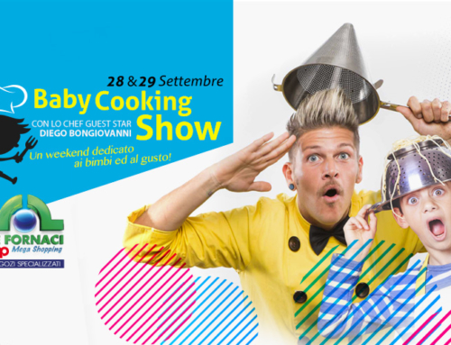 Baby Cooking Show!