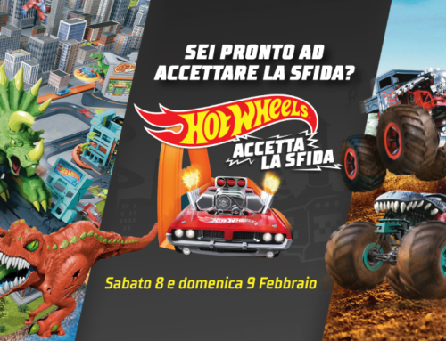 Hot Wheels – Sei pronto ad accettare la sfida?